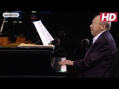 Menahem Pressler - Mazurka - Chopin - Verbier Festival