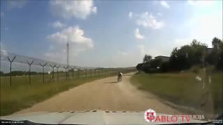 Roller vs Polizei -Polizei Verfolgungsjagd -↕- Police vs Scooter vs Polizei Part.26