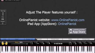 Rudimental ft Emeli Sande - Free - Piano Tutorial (Easy Version)