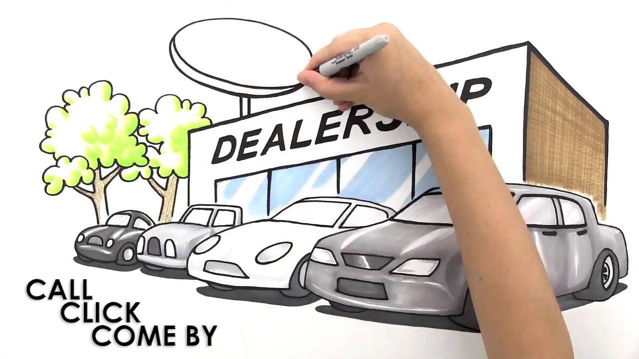 Car Dealership Promo Video Explainer For