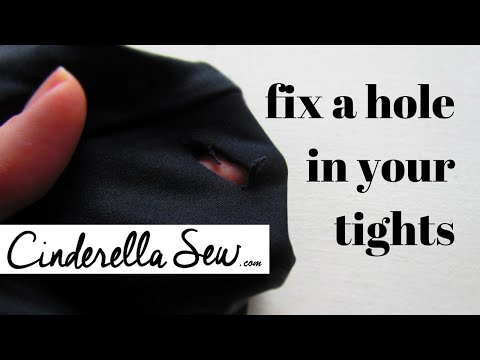 fix-a-hole-in-your-leggings---repair-a-hole-in-tights---sew-a-hole-shut-diy