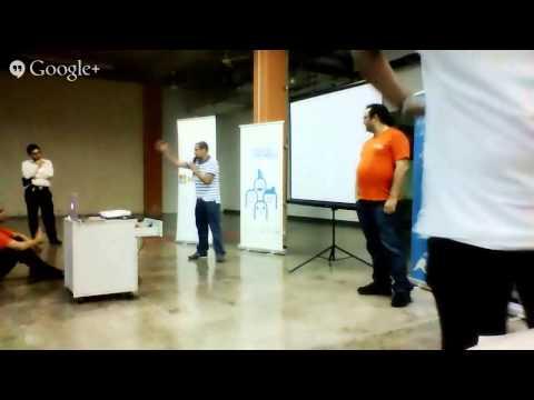 Startup Weekend Costa Rica 2014 - Día 1