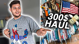 Vintage T-Shirts Shoppen in LA (leider ohne passende Hosen 🥺) | Daily Vlog LA #5