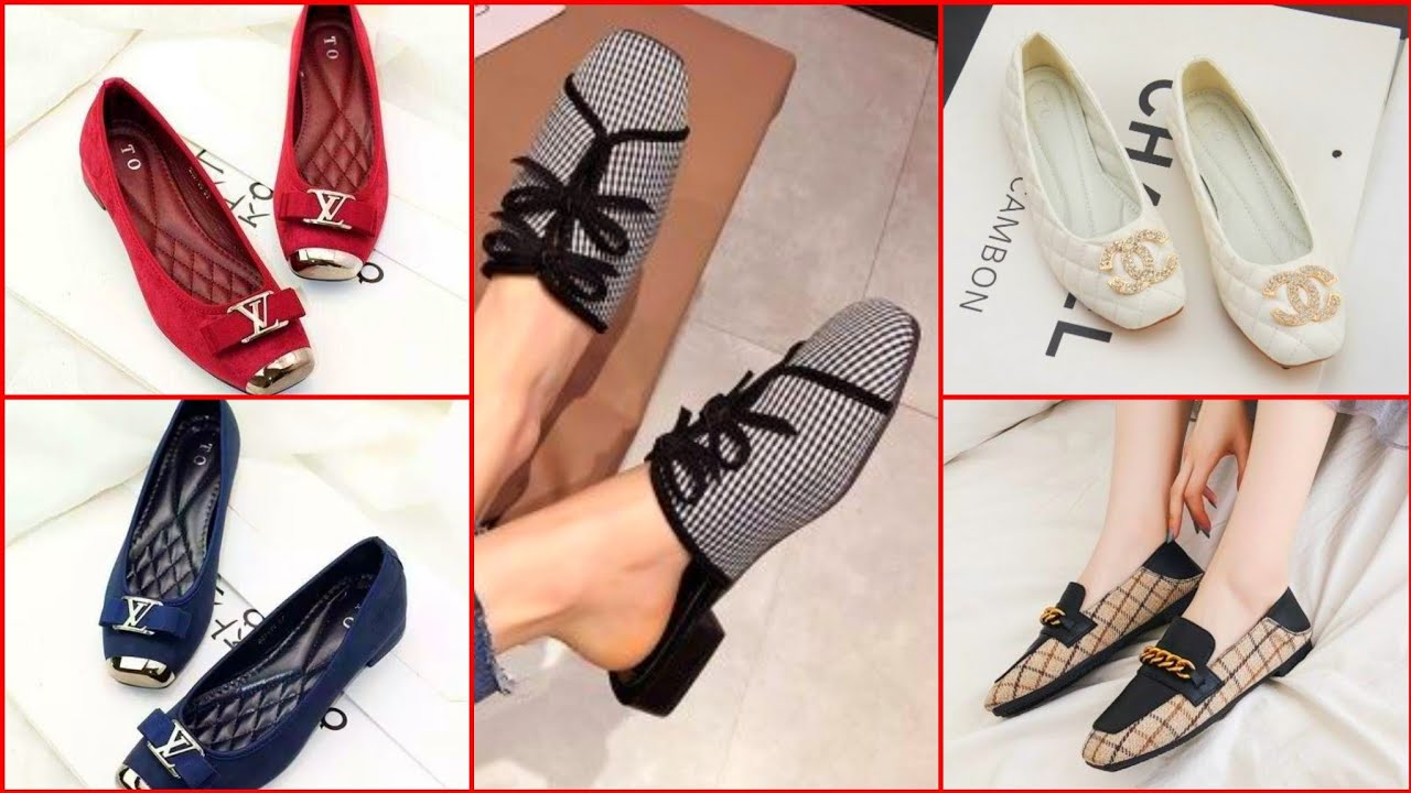 New Stylish Shoes For Girl Latest