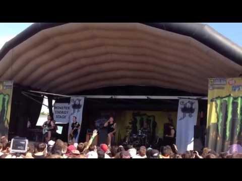 Alpha Omega - Architects (Live at Warped Tour '13 Atlanta, GA)