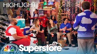 Superstore - Sandras Christmas Miracle Episode Highlight