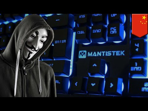 Gaming keyboard: MantisTek GK2 sends data back to Alibaba server in China - TomoNews