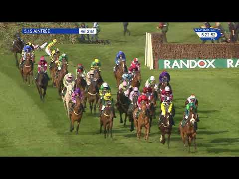 2018 Randox Health Grand National - Tiger Roll - Racing TV