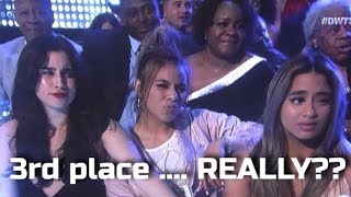 normani kordei got robbed fifth harmony on dwts supporting