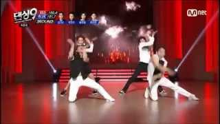 Dancing 9 Season 3 Grand Final Blue Eyes Team Best Performance