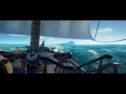 Travel - Sailing - Sea of Thieves