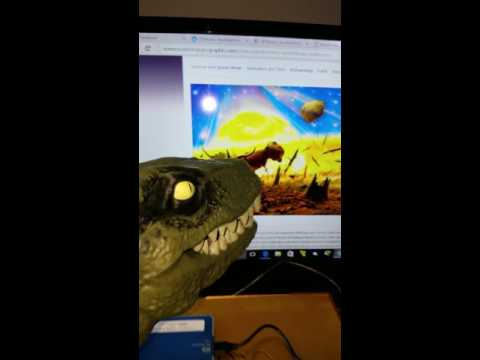 Dinosaurier-Sex: Kondomwerbung mal anders from YouTube · Duration:  39 seconds