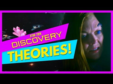 Star Trek Discovery Theories | The Burn, Starfleet Destroyed, Detmer & More!