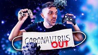 CORONAVIRUS OUT *YO ME QUEDO EN CASA*