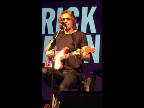 "Rick Springfield Stripped Down Concert - ""Baby Blue""  (12/06/15)"