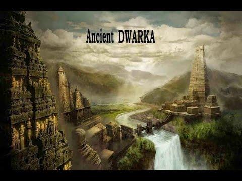 Story of Krishna's Dwarka - Atlantis of the East. Full HD 1080p