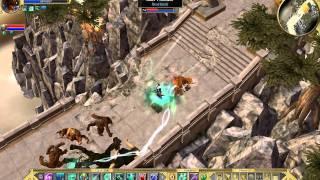 Titan Quest Immortal Throne - Warlock 63 lvl