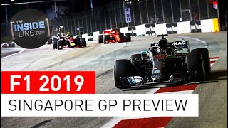RACE PREVIEW: SINGAPORE GRAND PRIX
