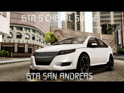 GTA 5 Cheval Surge IVF