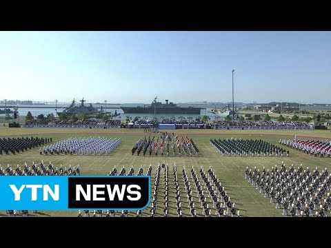 국군의날 기념식...전략무기 공개 ① / YTN