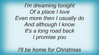 Watch Barry Manilow Ill Be Home For Christmas video