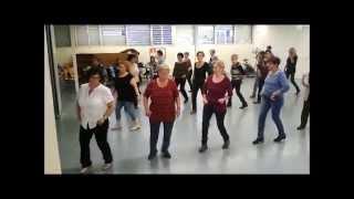 Spanish Cha  Line Dance Sant Boi