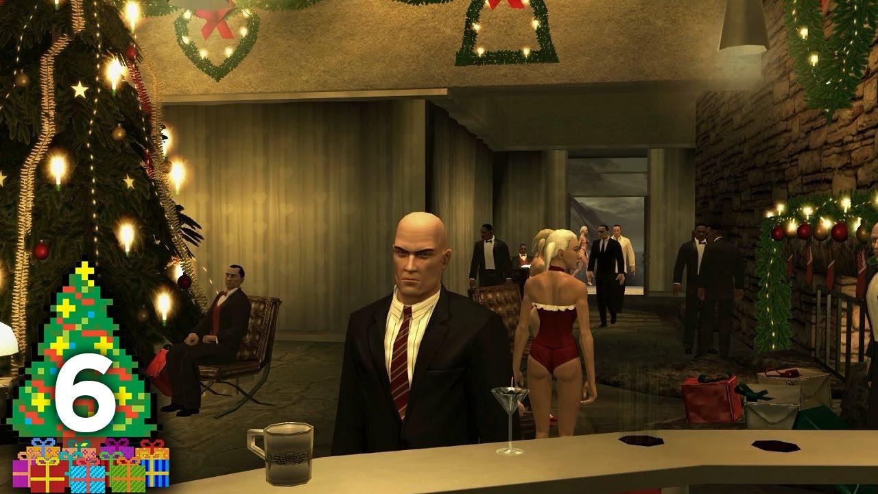 12 Games Of Christmas #6 - Hitman: Blood Money