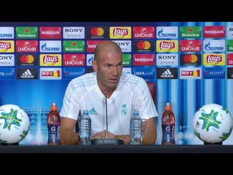 Zidane coy over Bale's future in Madrid