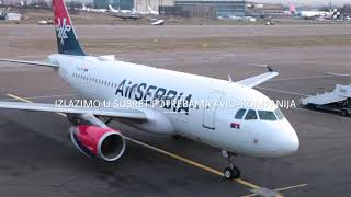 Predviđeni izgled beogradskog aerodroma