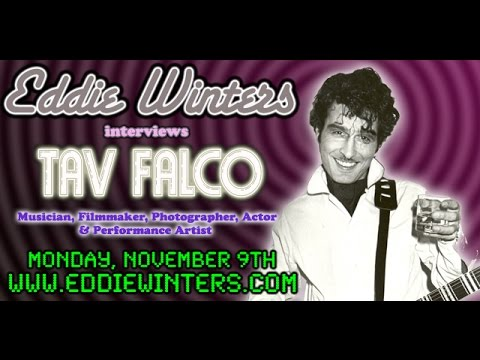 The Tav Falco Interview: Whistle Blowin' In The Wind (2015)