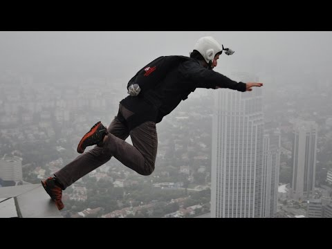 Sapphire Tower (260m) BASE JUMP Istanbul | BASE Tripping | Ep 4
