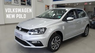 All New Volkswagen Polo Facelift 2019 ComfortLine Premium Hatchback - Detailed Review | New Polo