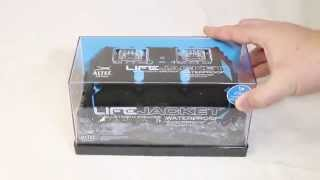 Altec The Life Jacket Bluetooth Speaker Unboxing Review @Alteclansing