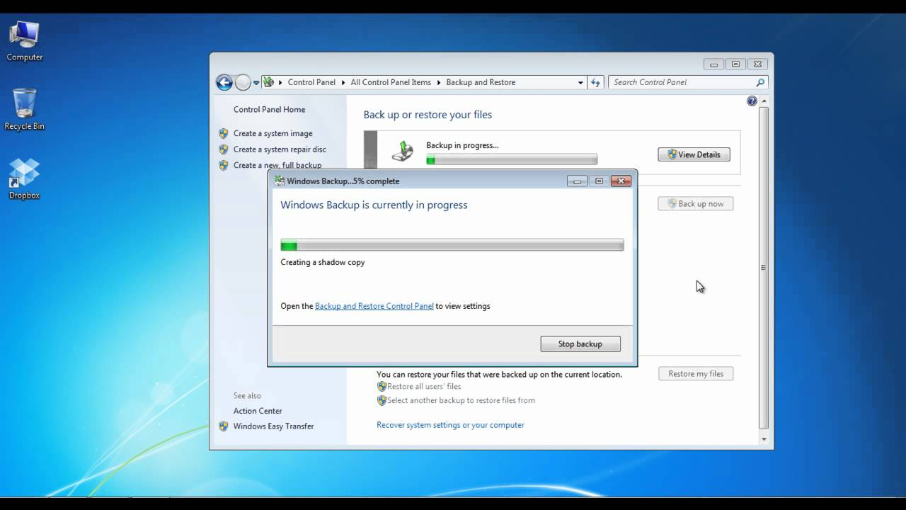 How To Back Up Your Data On A Windows PC