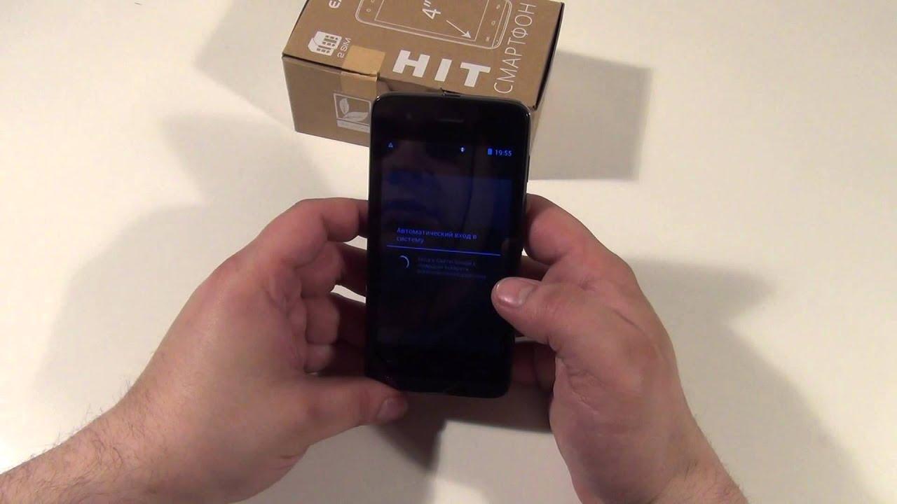Explay Fresh - прошивка смартфона версией v1.10 (Андроид 4.4.2 .