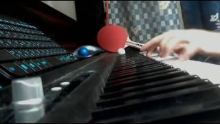 【灼熱の卓球娘】灼熱スイッチ 【ピアノ演奏動画】