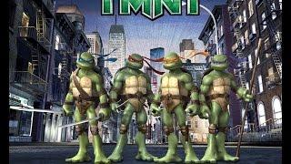 Черепашки Ниндзя (Часть 1)TMNT:The Video Game