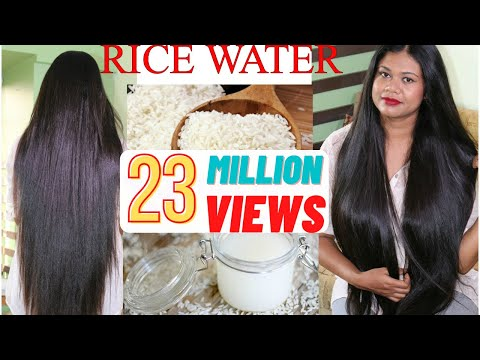 This Is What RICE WATER Did To My HAIR! Results & Experience | Sushmita's Diaries