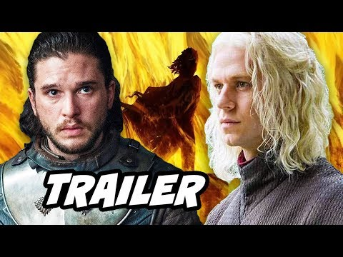 Game Of Thrones Prophecy Trailer and Season 8 Interview Easter Eggs