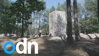 Gas chambers discovered at Nazi death camp Sobibor