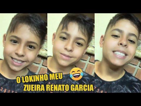 ZUEIRA DO RENATO GARCIA TENTE NÃO RIR 🤣☆O LOKINHO MEU☆