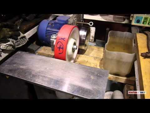 Колесо 200mm для гриндера от Chapay