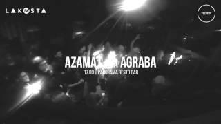AZAMAT aka AGRABA - Video Podcast | VOLUP.TV @ Panorama Bar