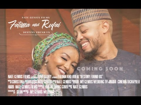 Rufai and Fatima wedding film teaser