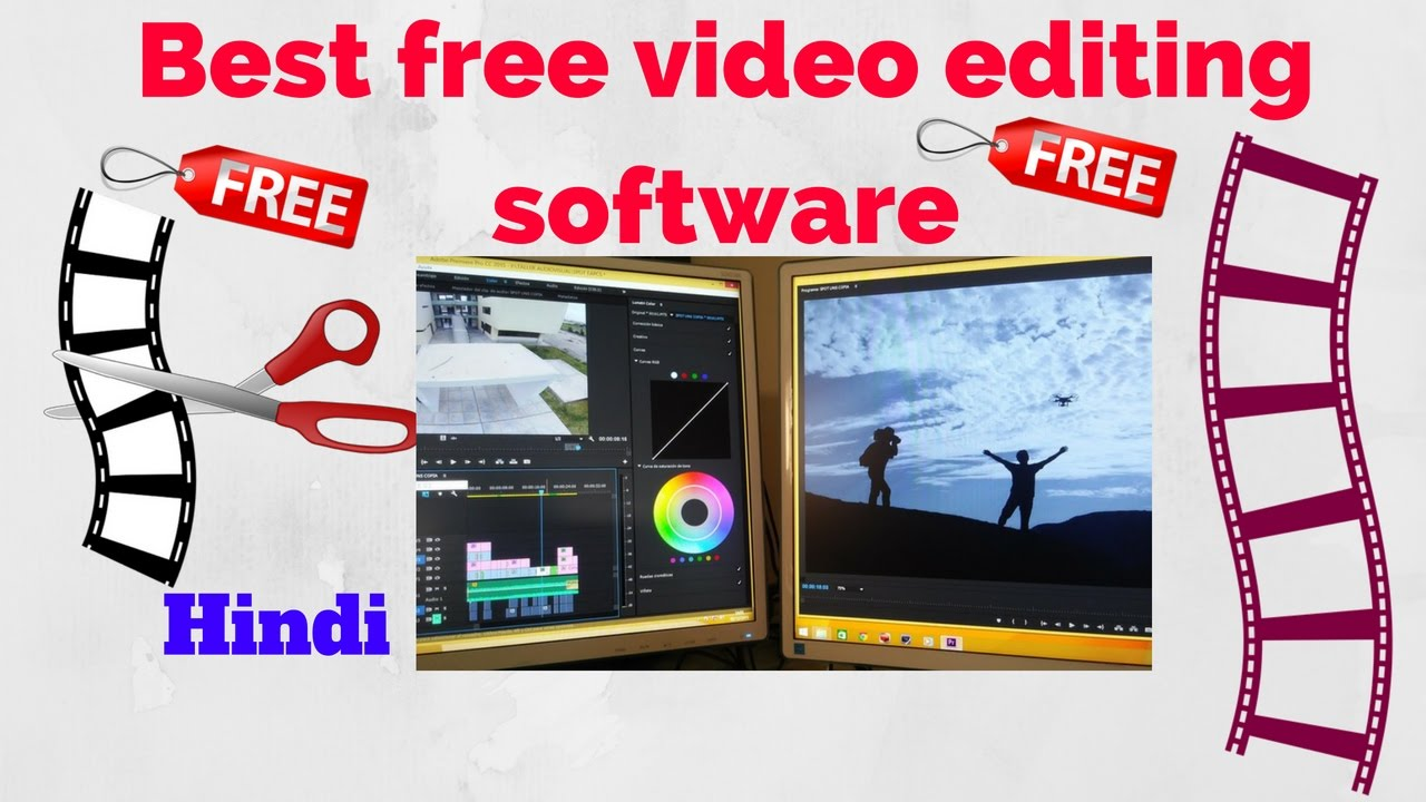 Best free poster design software - Best Free Video Editing Software 2017 Hindi 1 Best Professional Video Editing Software