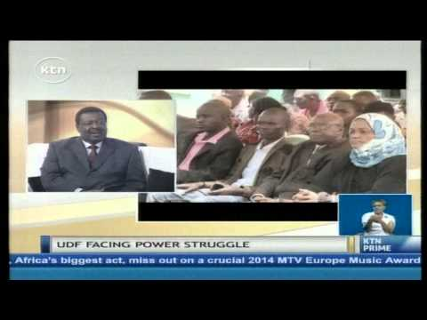Troubled political parties: Live interview with Musalia Mudavadi