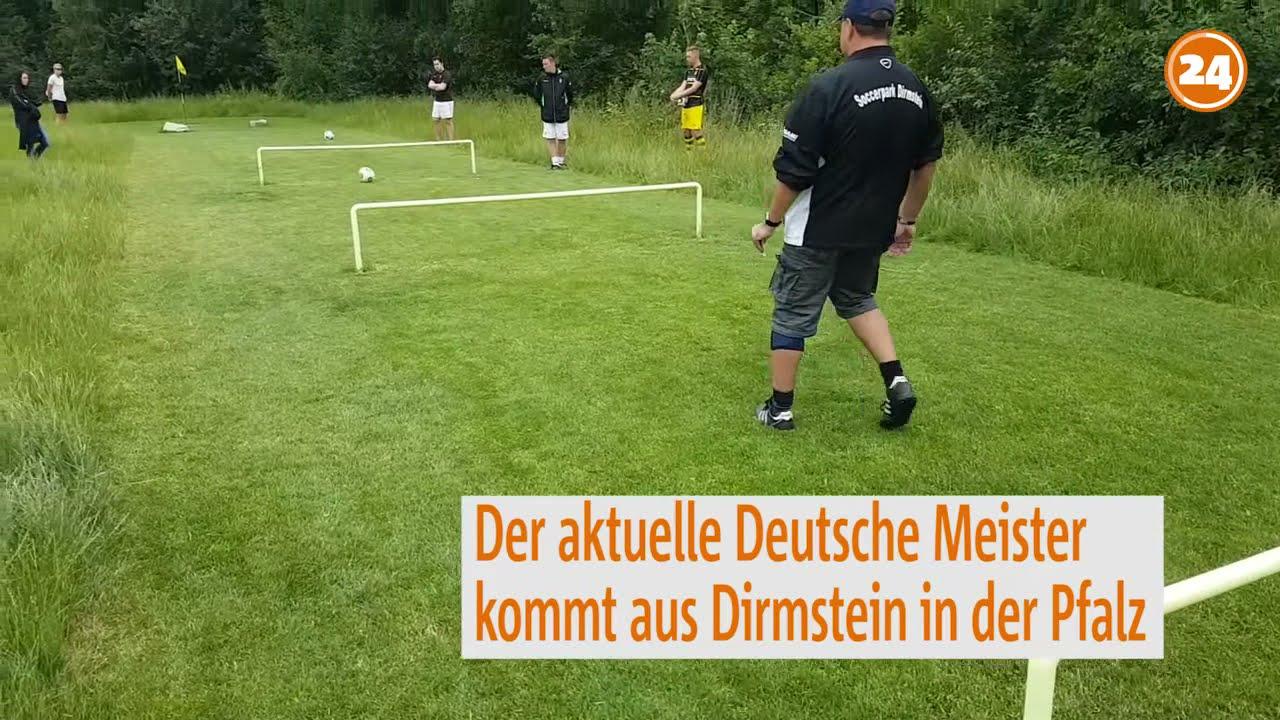 Swingolf Hamburg Bergedorf App