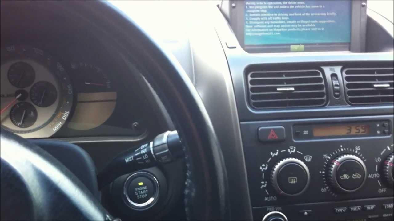Remote Car Starter For Mazda