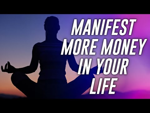Manifest More Money In Your Life With Regan Hilyer