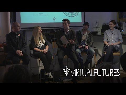 Fucking Machines | Virtual Futures Salon | November 2015